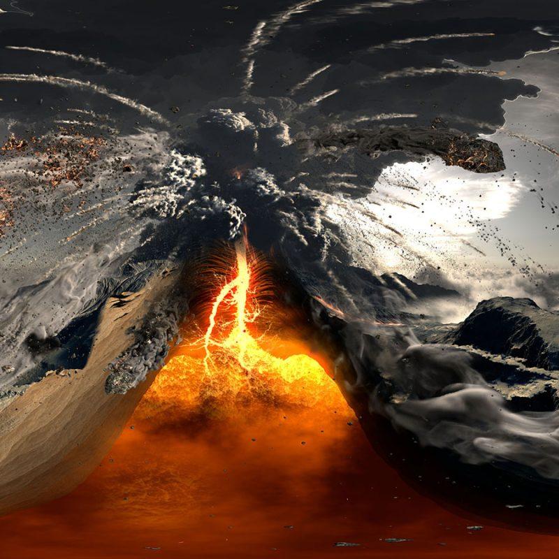 Vulkan-teaser